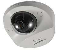 Indoor Dome Cameras fixed lens